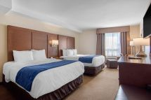 Major Room Renovations Revealed Comfort Inn & Suites