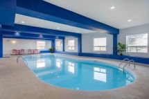 Medicine Hat Hotel With Indoor Pool Comfort Inn & Suites