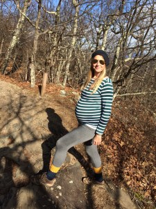 Hiking in SNP during pregnancy
