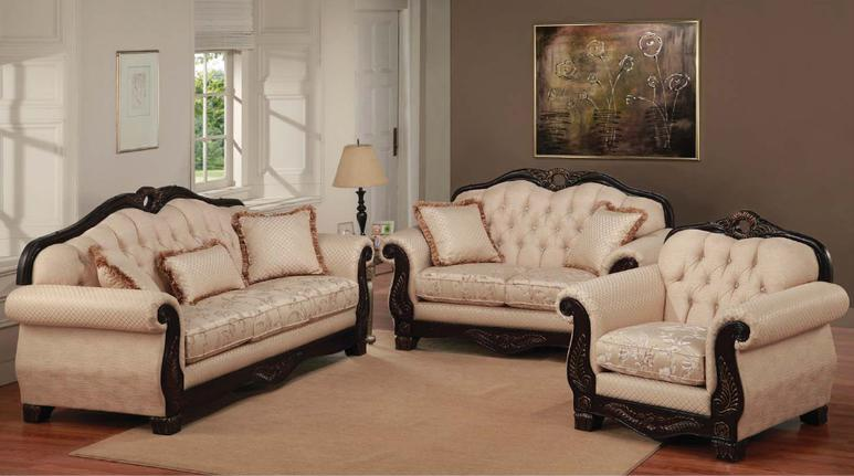 fancy sofa sets side table for comfort night scarborough ontario m1r 3a4 fabric set by 2955 made in canada