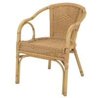 Bamboo Chairs | bamboo look chairs | patio dining chairs