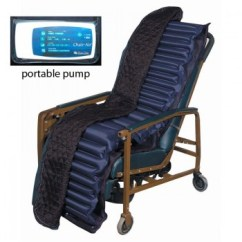 Used Dialysis Chairs For Sale Abiie High Chair Alternating Pressure Geri Recliner Overlay By Blue Chip