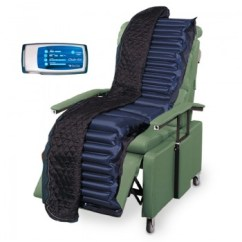 Pregnancy Pillow For Office Chair Discontinued Henredon Dining Chairs Dialysis Pad Alternating Air Recliner Overlay