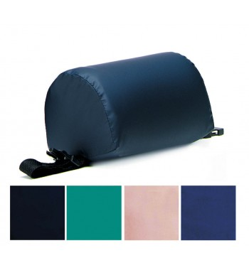 chair covers for headrest sturdy folding chairs replacement cover blue chip dental comfort supreme