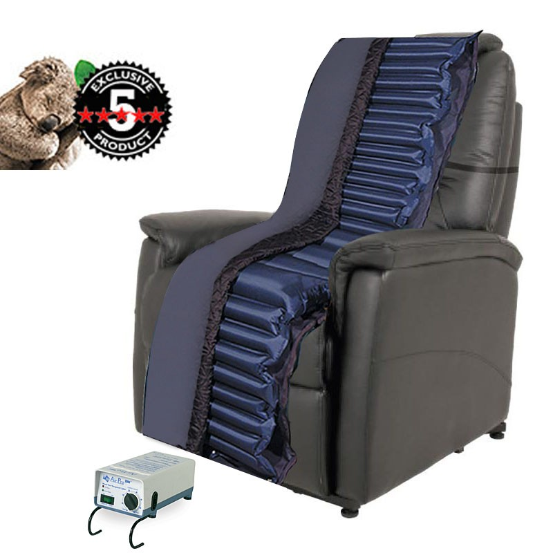 lazyboy lift chair massage price alternating pressure recliner overlay fits lazy boy and chairs mattress