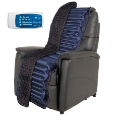 Pregnancy Pillow For Office Chair Outside Tables And Chairs Alternating Pressure Lazy Boy Recliner Overlay By Blue Chip