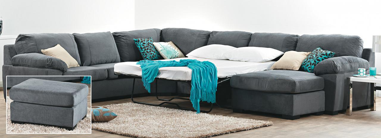 sofa bed with chaise lounge perth retro glider cushions furniture wa, perth, lounges, rogan