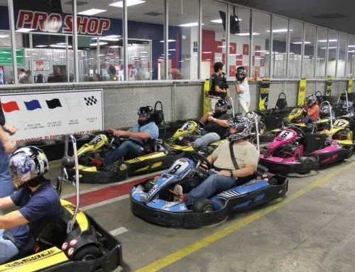 Track 21 Indoor Karting & More