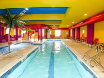 Regina Hotel With Water Slide And Indoor Pool Comfort