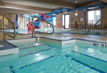 Saskatoon Hotel With Waterslide And Indoor Pool Comfort
