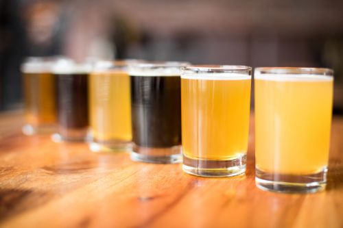 small resolution of sample a flight from the many craft breweries from your saskatoon hotel