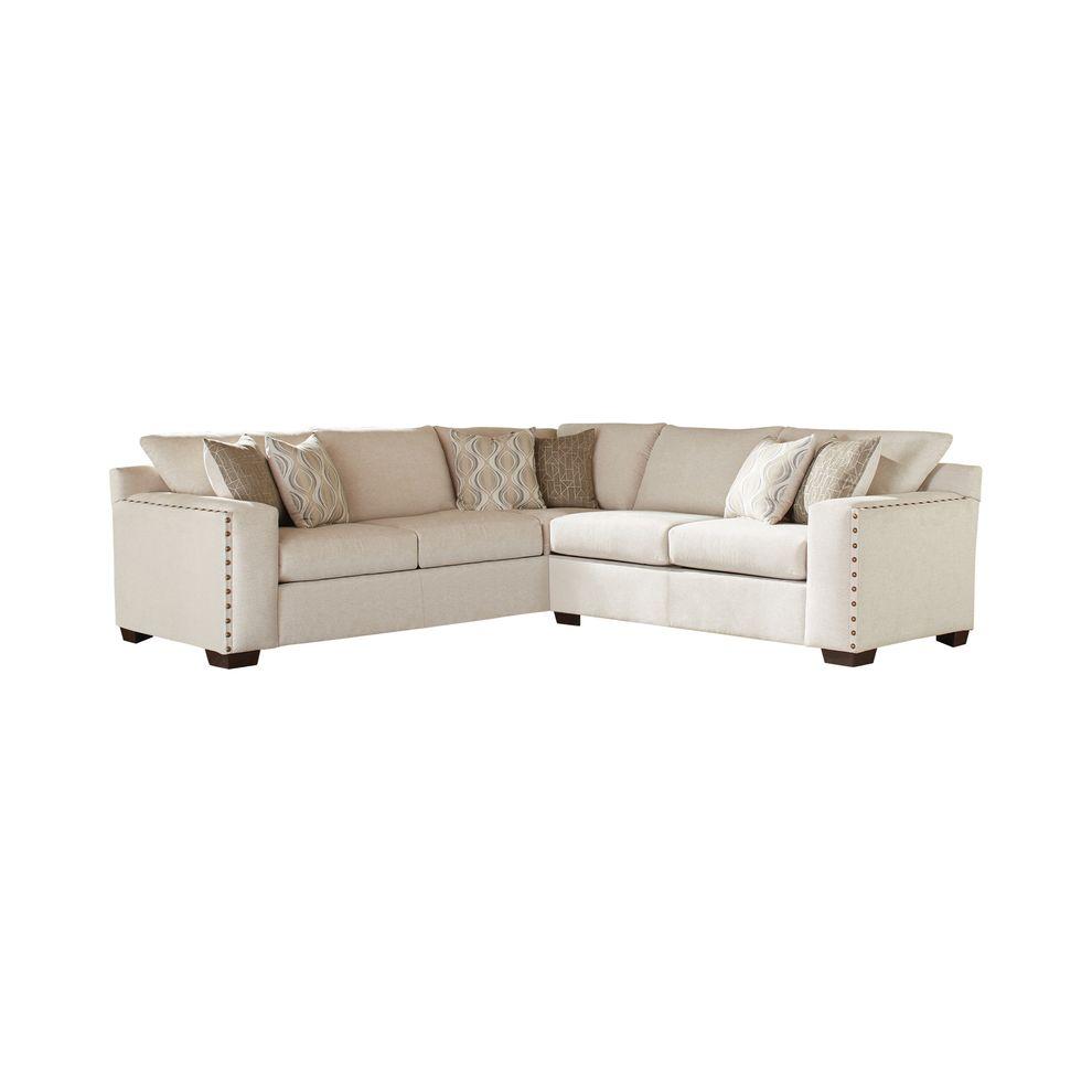 aria sectional sofa