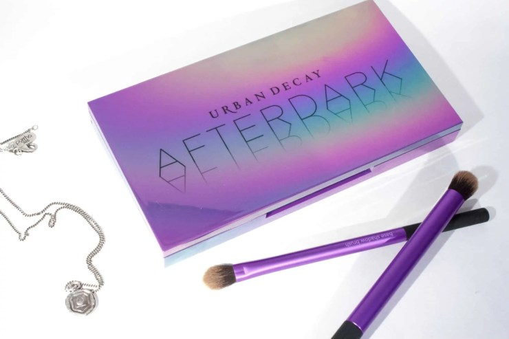 Urban Decay AfterDark Eyeshadow Palette | Jewel toned Eye Shadows