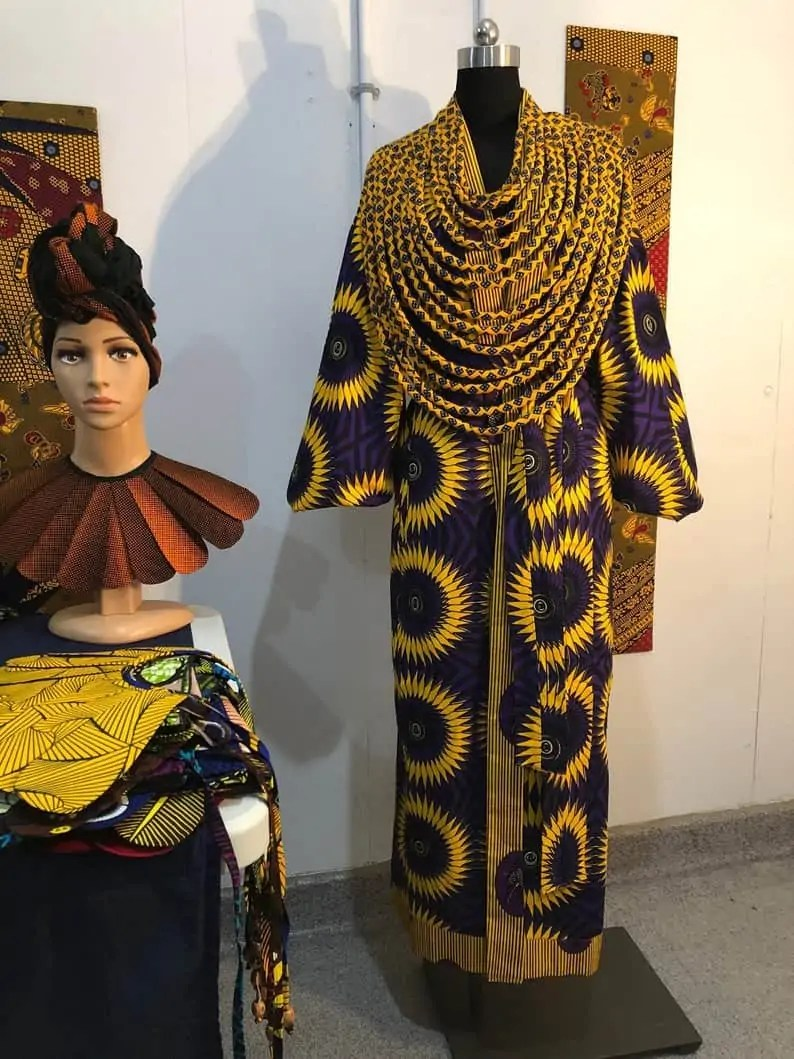 TheclaCreations  African Kimono for Women