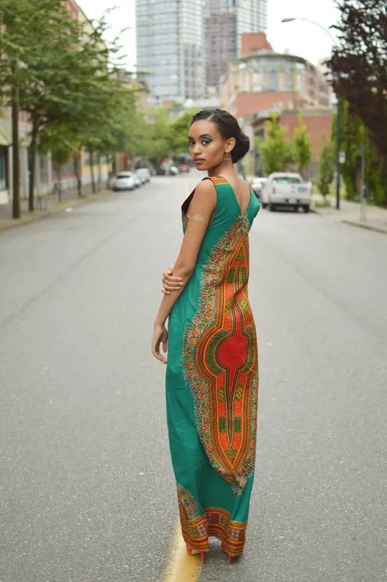 Black Owned Canadian Fashion Shop | African Inspired Clothing