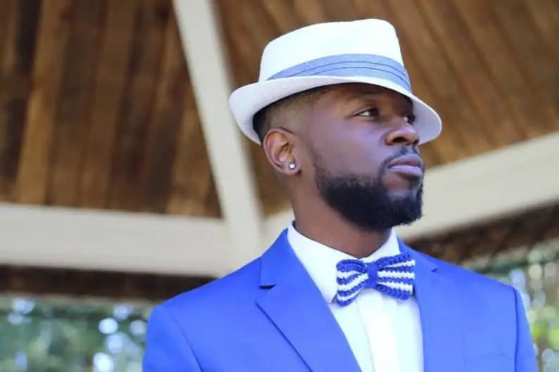 FAMEousJ Black Owned, handmade crochet bow ties for men