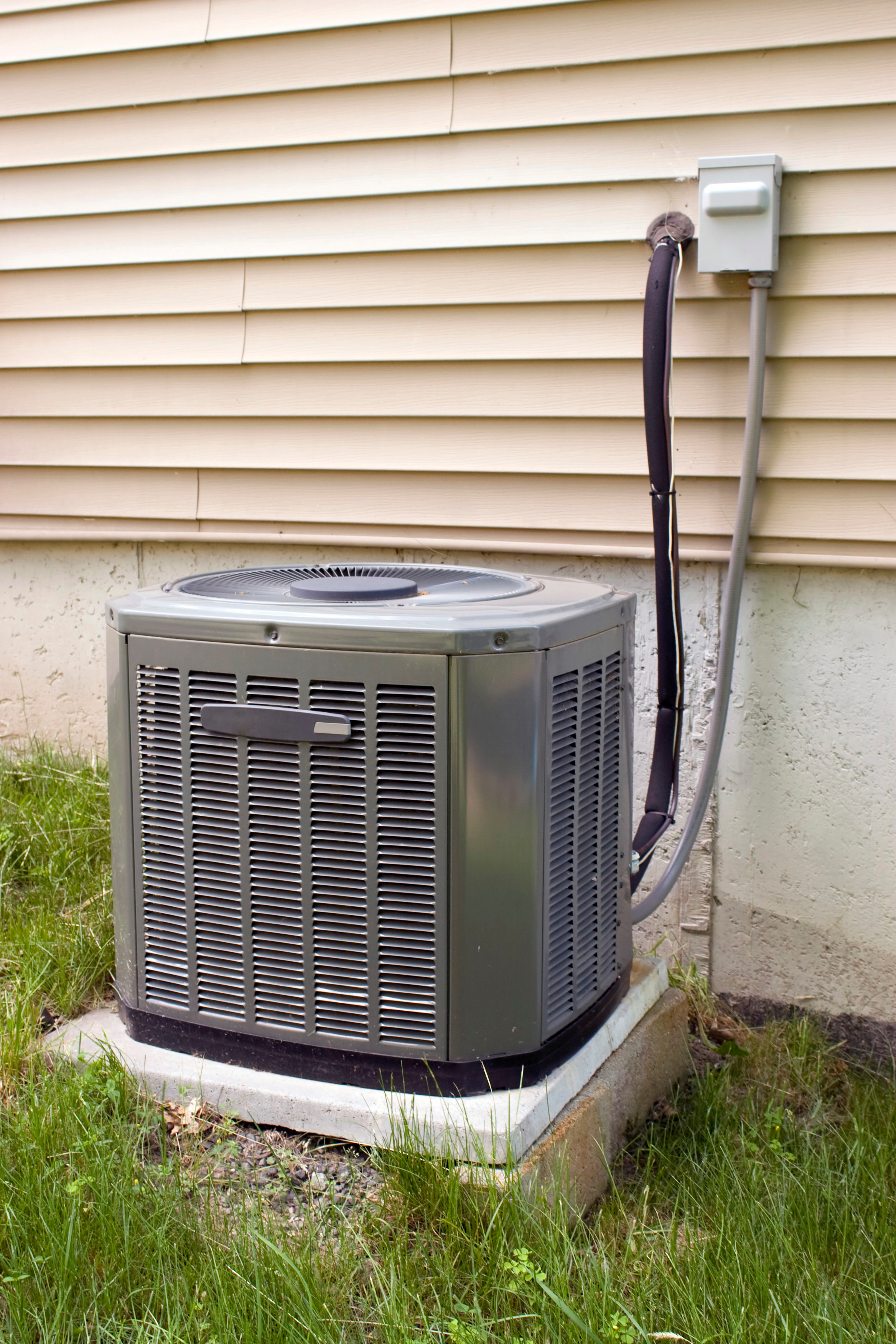 Central Heat And Air Thermostat Wiring