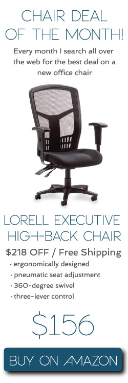 office chair levers rocking stool viva review ergo chairs with an excellent lumbar pin it on pinterest