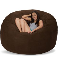 What Size Bean Bag Chair Do I Need Pedicure Chairs For Sale 6 Foot