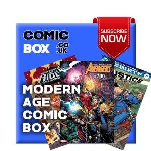 Modern Age Mystery Comic Box
