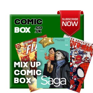 Mystery Mix Up Comic Box