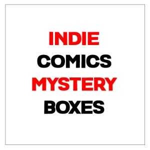 Indie Mystery Comic Boxes