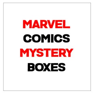 Marvel Mystery Comic Boxes