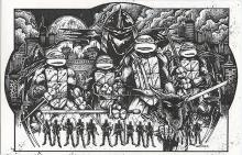 Kevin Eastman, 2019 Will Eisner Hall of Fame Nominee