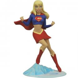Exclusive Supergirl Blue Costume Femme Fatales PVC Statue