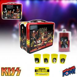 KISS Classic Tin Tote Gift Set—Convention Exclusive