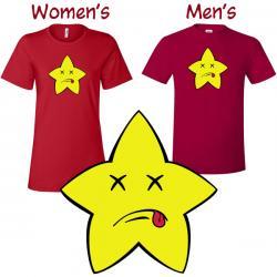 """""""Dead Star"""" T-shirt for Men & Women"""