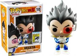 Funko Pop Dragonball Z Chrome Metallic Vegeta