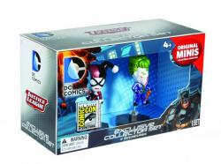 DC Comics Joker and Harley Quinn Mini Figures Box Set