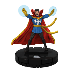 Marvel HeroClix: Dr. Strange with Custom d20
