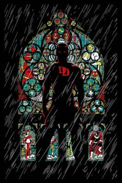 Exclusive Marvel Daredevil Poster