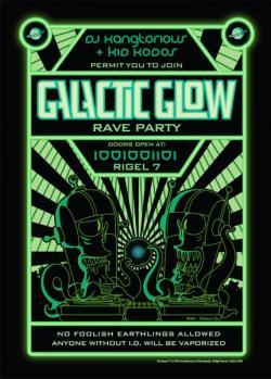 Galactic Glow