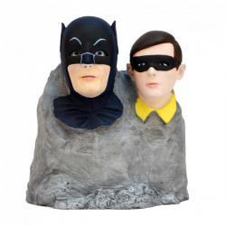 Factory Entertainment -  Batman 1966 TV Series Dynamic Duo Color Monolith 2015 Convention Exclusive