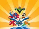 Super Buddies / Justice League
