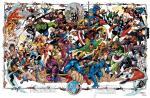 Avengers Anniversay Wallpaper