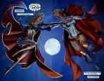 Supergirl Vs Power Girl