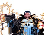Punisher War Zone 1 cover