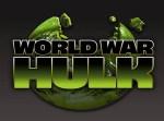 World War Hulk logo wallpaper