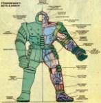 Titanium Man 001 OHMU