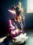Psylocke Statue