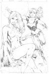 Supergirl & Powergirl