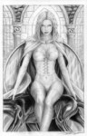 Emma Frost the White Queen