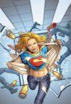Supergirl by Jamal Igle
