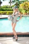 Dazzler cosplay
