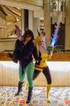 Cosplay – Shadowcat & Magik