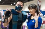 Mortal Kombat & Star Trek Cosplay